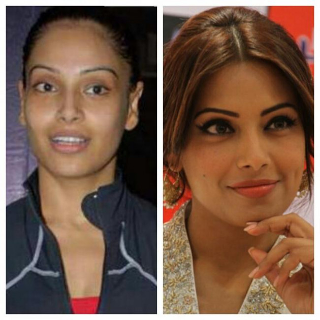 Bollywood Actresses looks Ugly without Makeup