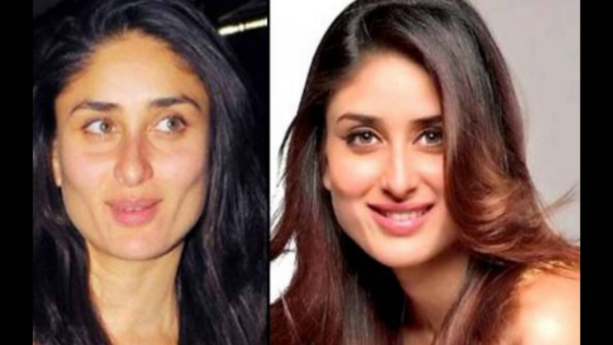 Bollywood Actresses real photos without make up...Real ...