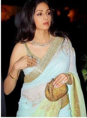 Bollywood Actresses Saree Slips Photos, 302896 - Filmibeat ...