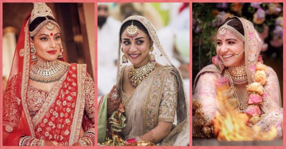 Bollywood Actresses Who Chose Sabyasachi Mukherjee For ..