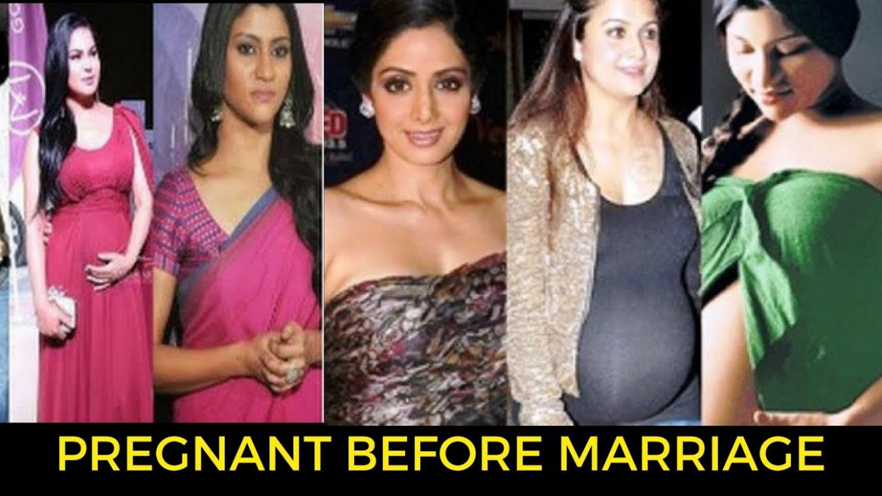 Bollywood Actresses Who Got Pregnant Before Marriage 2017 ...