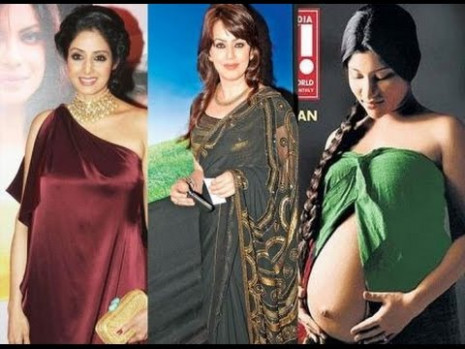 Bollywood Actresses Who Got Pregnant Before Marriage - YouTube
