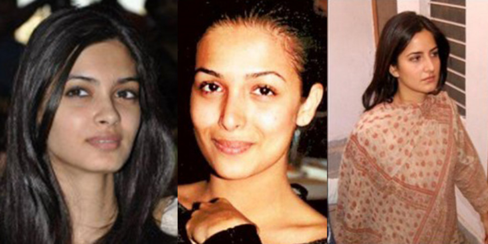 Bollywood Actresses Who Look Gorgeous Without Makeup ...
