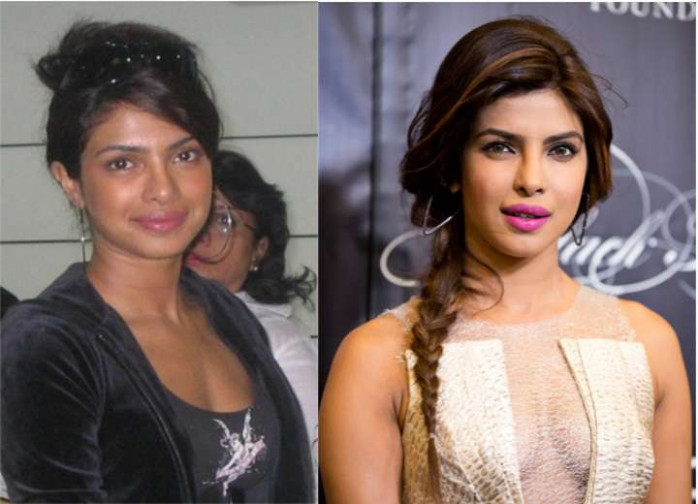 Bollywood Actresses Without Makeup You | Saubhaya Makeup - bollywood makeup kit