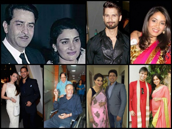 Bollywood Arranged Marriages | Bollywood Actresses ...