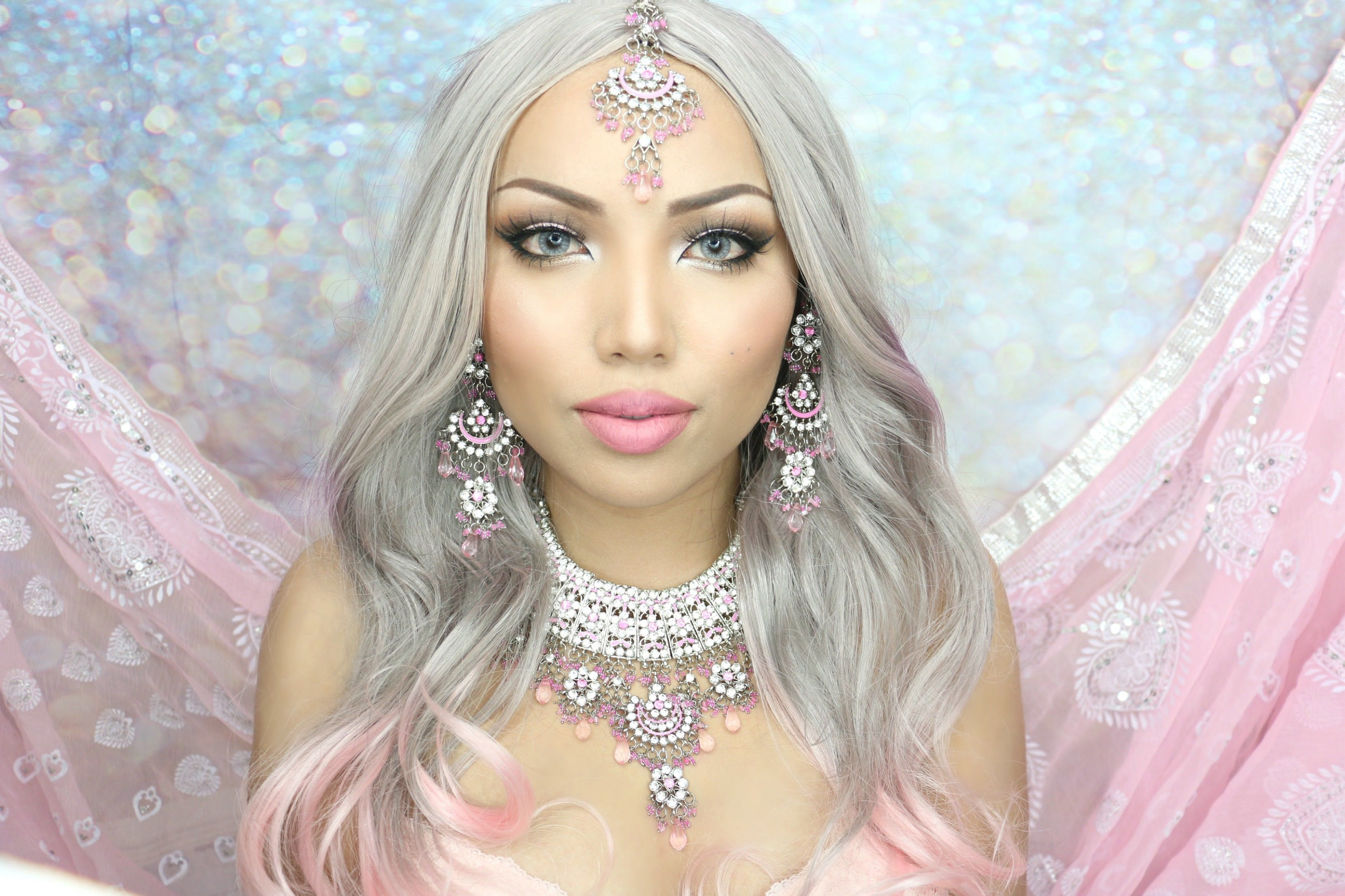 Bollywood 'Barbie' Makeup Tutorial !!! | YouTube ...