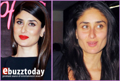 Bollywood beauties without makeup: Who is your favorite ...