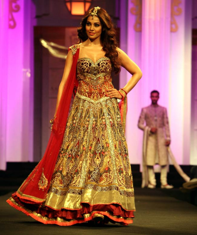 Bollywood Blast: India Bridal Week 2012 Hits and Misses ...