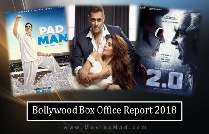 Bollywood Box Office Collection Report 2018