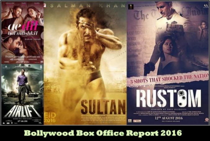Bollywood Box Office Report 2016: Box Office Collection ...