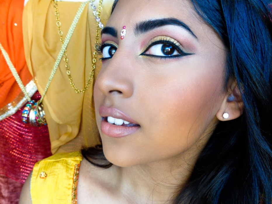 Bollywood Bridal Makeup Tutorial - YouTube