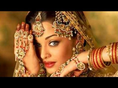 Bollywood Bridal Makeup - YouTube