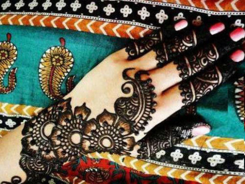 Bollywood Bridal Mehndi Designs – Mobsea