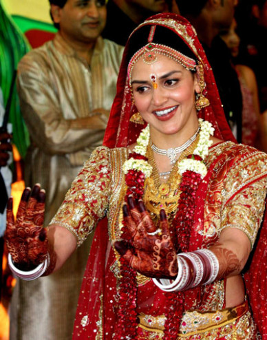 Bollywood bride: Esha Deol - Emirates 24|7