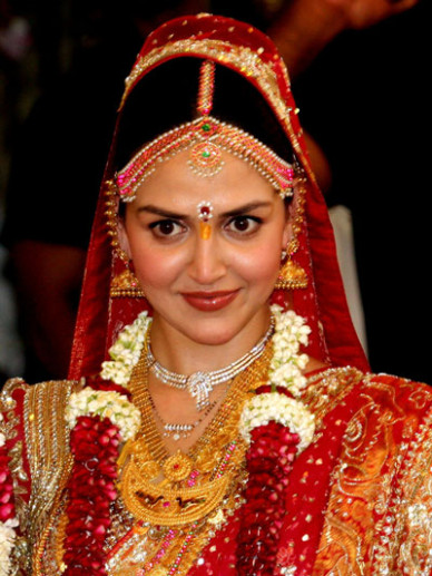 Bollywood bride: Esha Deol - Emirates24|7