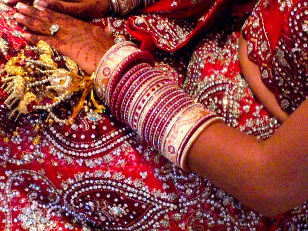 Bollywood Bride Free Stock Photo - Public Domain Pictures