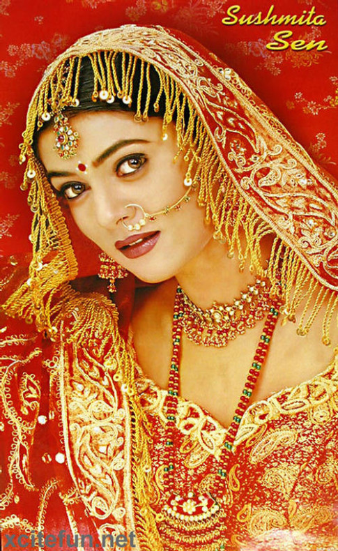 Bollywood Brides - Actresses In Bridal Dress - XciteFun.net