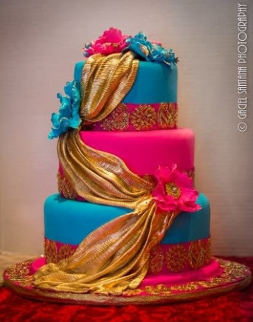 Bollywood Cake - Cake by Amita Singh - CakesDecor