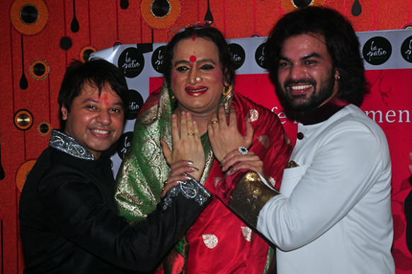 Bollywood celebrates historic SANGEET ceremony of Gay ...