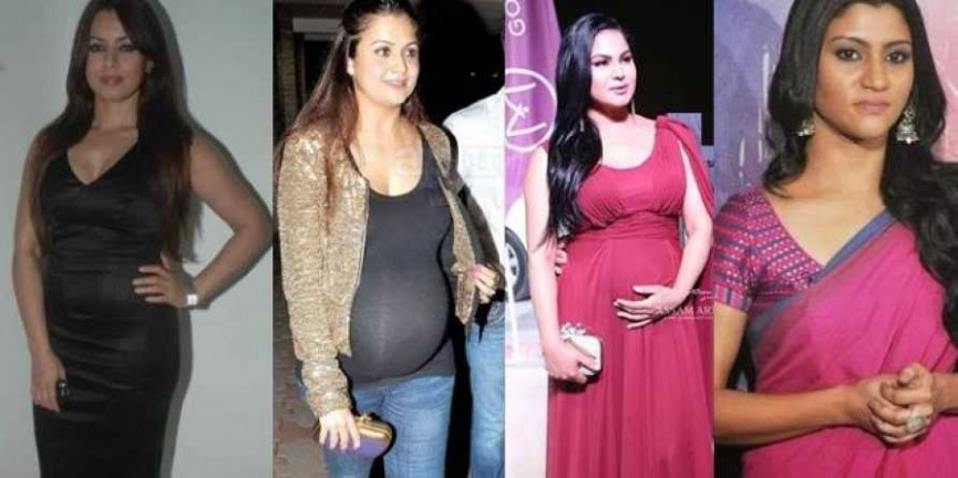 Bollywood Celebrities Who Got Pregnant Before Marriage