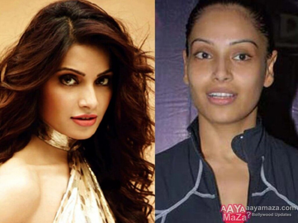 Bollywood Celebrities Without Makeup Before And After ...