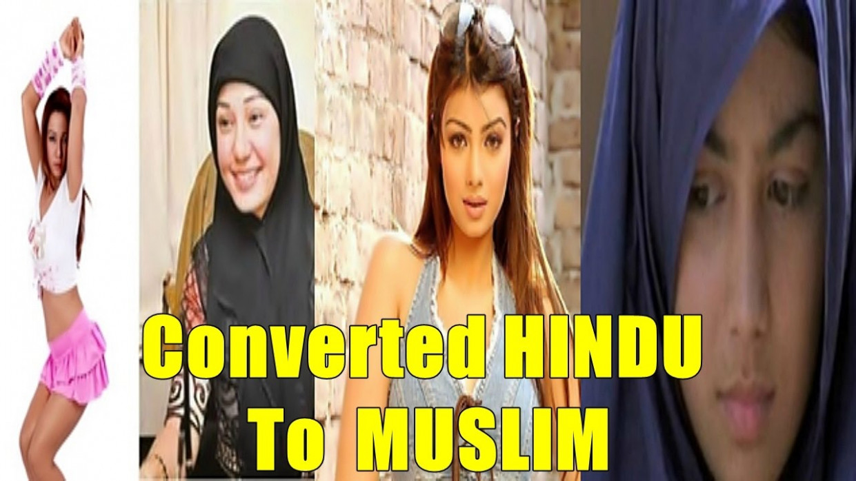 Bollywood Celebrities You didn't know Converted To Muslim ...