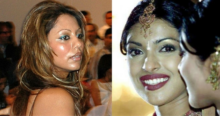Bollywood Celebrity Makeup Disasters - Mugeek Vidalondon