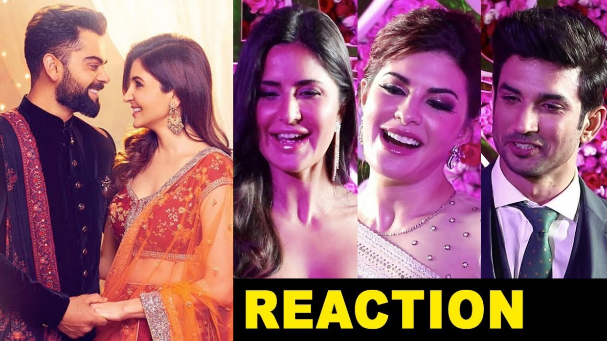 Bollywood Celebs Reaction on Virat Kohli Anushka Sharma ...