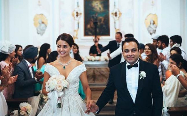 Bollywood celebs who choose to get married in Italy