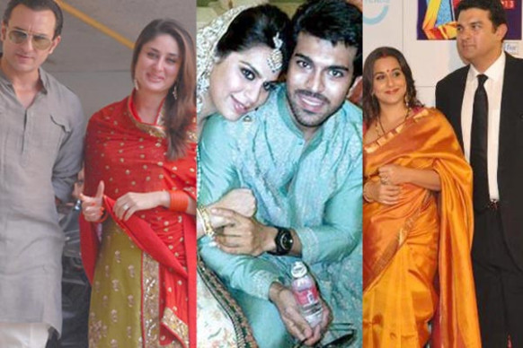Bollywood couples celebrating their first Holi post-wedding