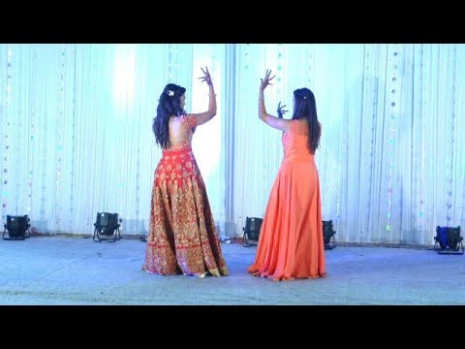 Bollywood Dance | Bride Duo With Sister | Sangeet ...