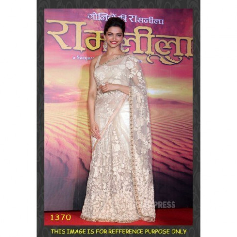 Bollywood Designer Indian Traditional Party Wear Deepika ...