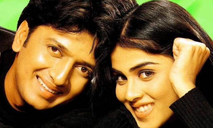 Bollywood Elated With Riteish-Genelia Marriage News ...
