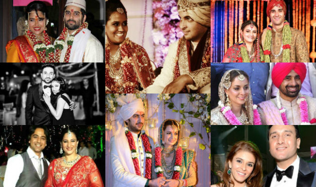 Bollywood glam weddings of 2014: Top 10 celebrities who ...