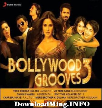 Bollywood Grooves 3 (2012) Remix MP3 Songs,Soundtracks ...