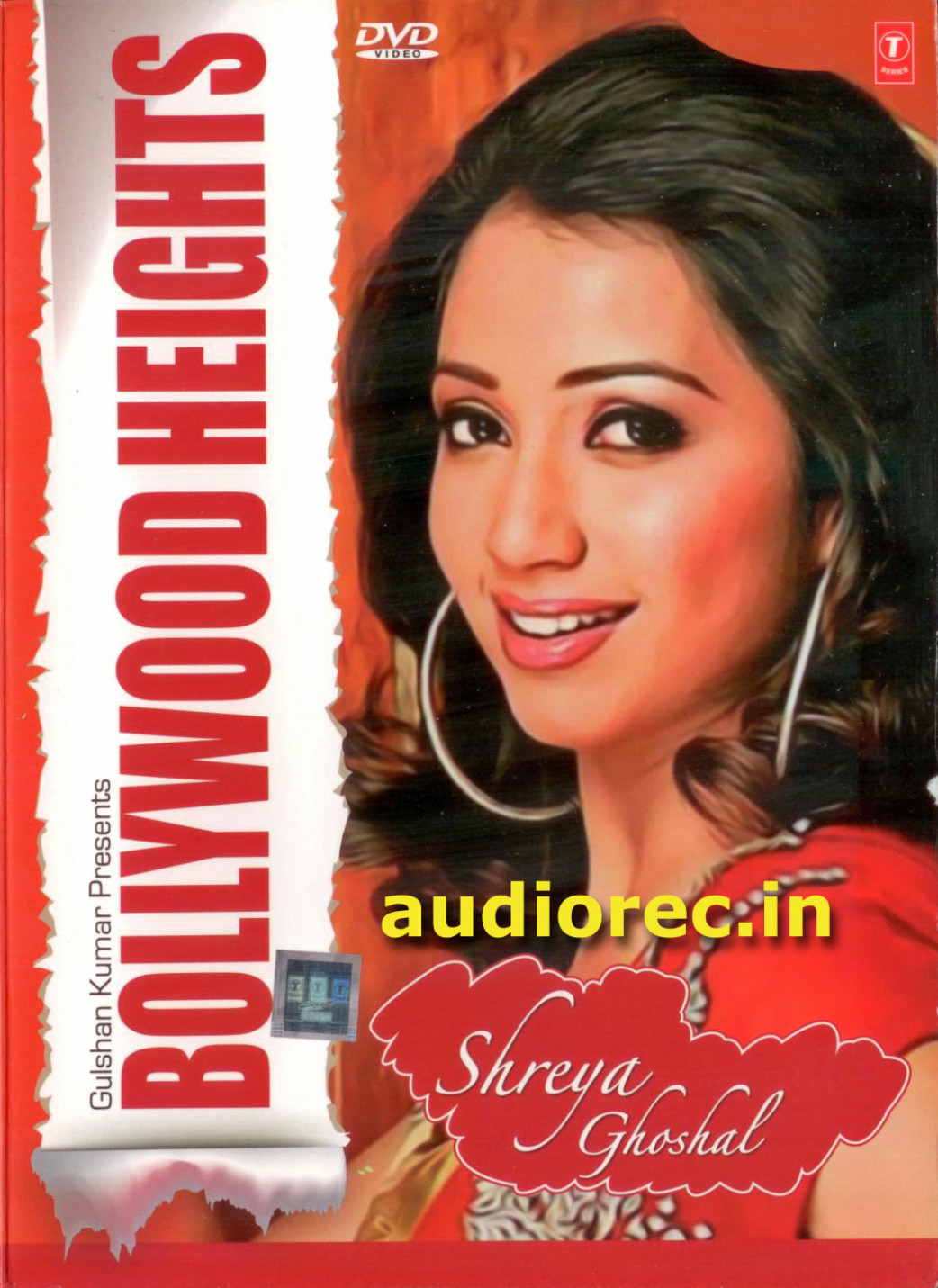 Bollywood Heights SHREYA GHOSHAL DVD : movie Bollywood ...