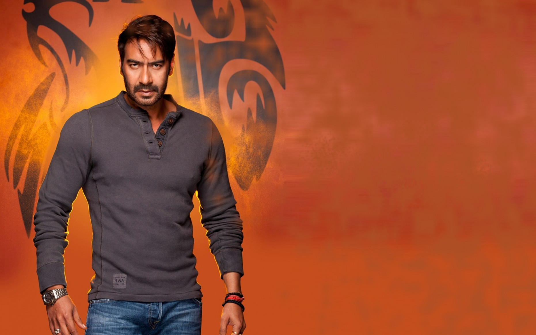 Bollywood Hero Ajay Devgan Singham HD Photo | HD Famous ...