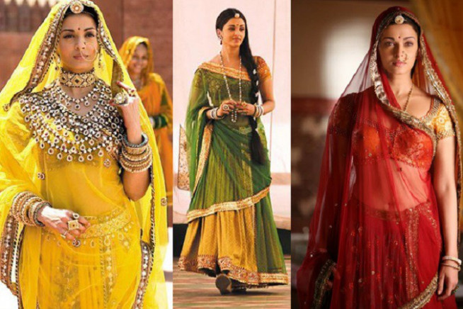 Bollywood Heroines In Ethnic Outfits - Out Of The Box ...