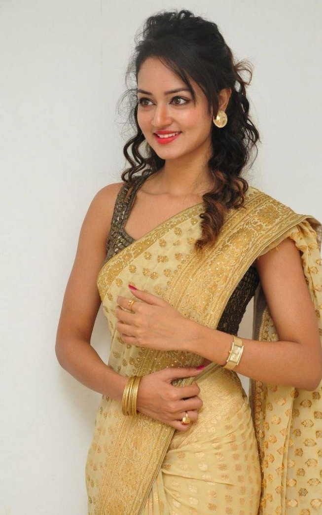 Bollywood Hot Actress Shanvi Srivastava Hip Navel Images ...