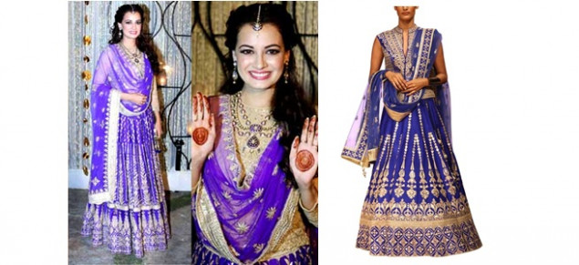 Bollywood Inspired Indian Wedding Dresses | Indian Fashion ...