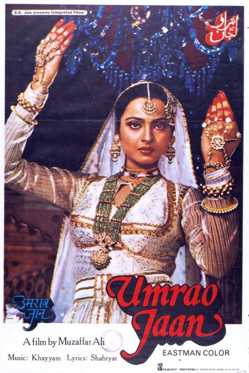 Bollywood-ish blog: Umrao Jaan