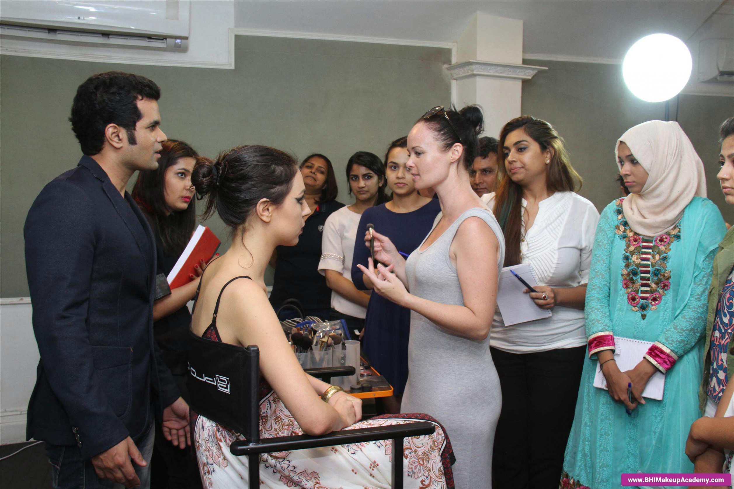 bollywood makeup artist name list - BHI Makeup Academy