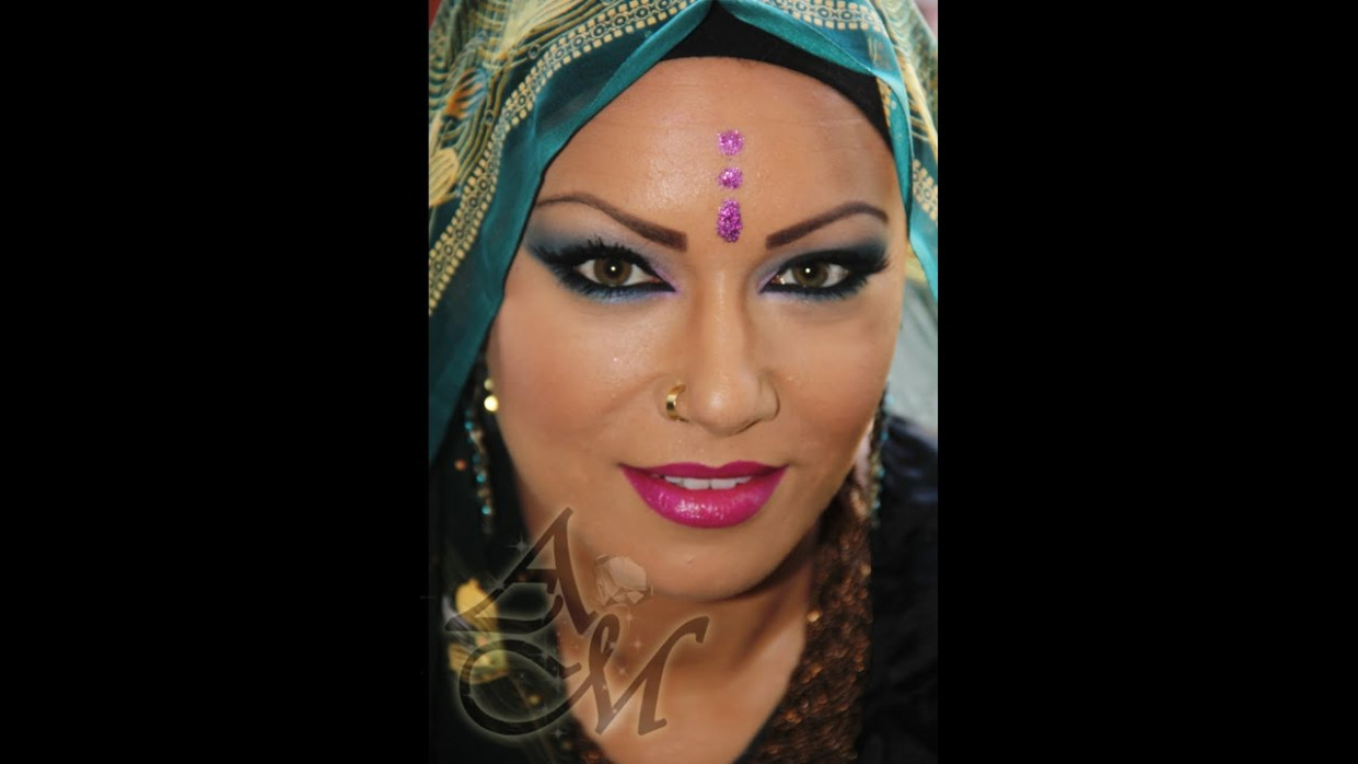 ♥Bollywood makeup tutorial ♥ - YouTube