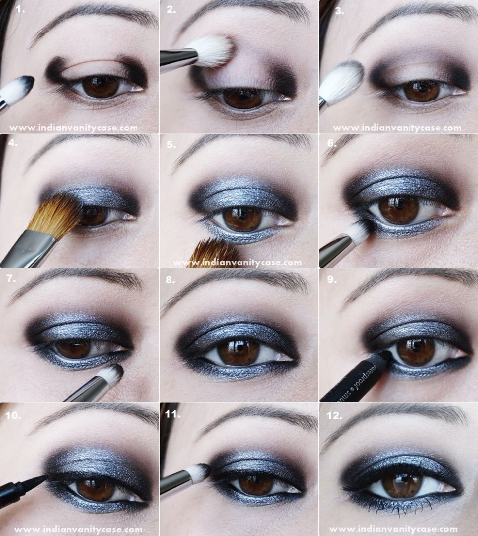 Bollywood Makeup Tutorials | Fifty Shades Of Grey Inspired ...