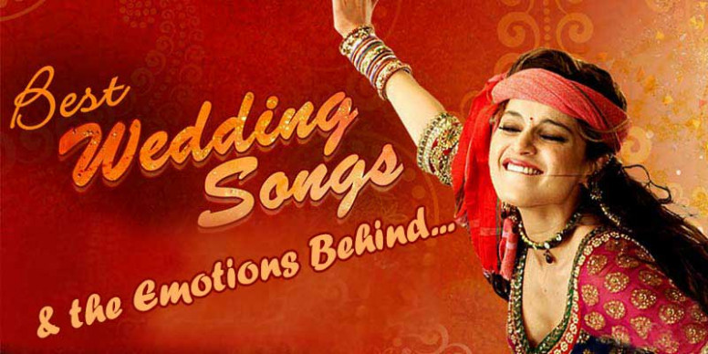 Bollywood Marriage Songs