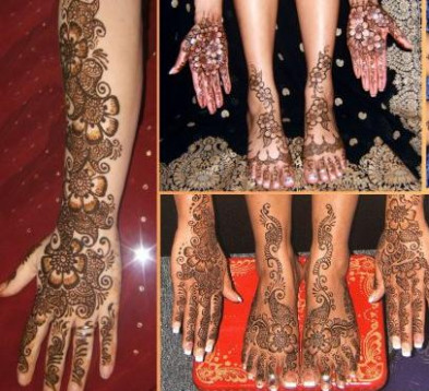 Bollywood mehndi designs for wedding |Mehndi Designs