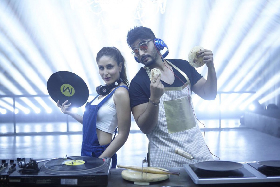 Bollywood movie Ki and ka Kareena Kapoor and Arjun Kapoor ..