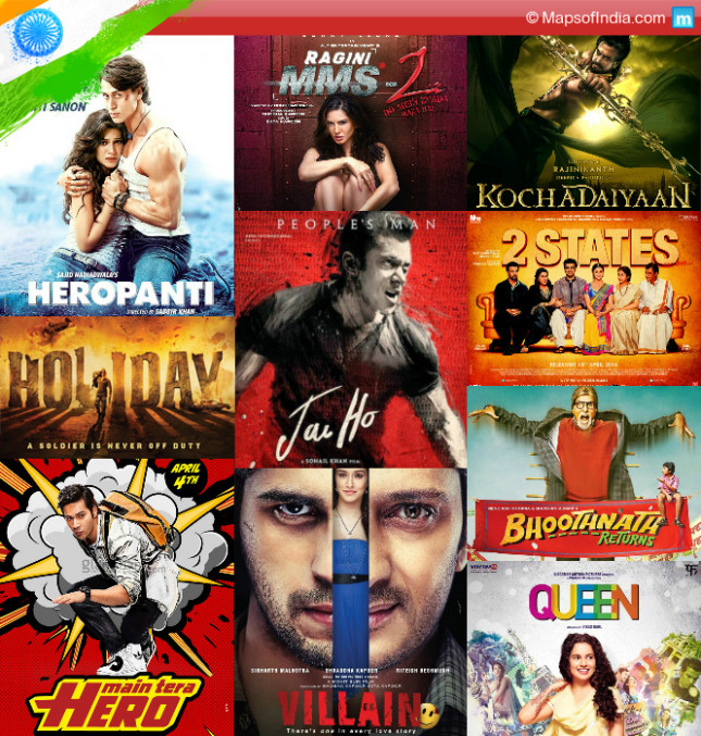 Bollywood Movie Reviews 2014, Hindi Movies Review