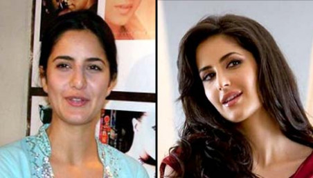 Bollywood Queen's Real Faces behind the Big Screen ...