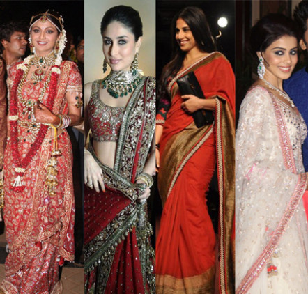 Bollywood's best bride: Vidya Balan to glam-out Aishwarya ...